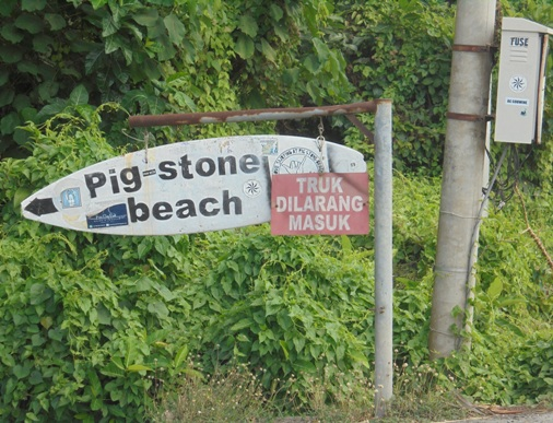 Pig Stone Beach Bali, Pantai Pig Stone Bali, Joshua District Café, Villa Vedas Bali, Caz Villa Bali, Beach Villa Bali, Coconut Corner B&B, Villa Asmara By The Sea, Pig Stone Surf, Bali Surf Spots, Hidden Surf Spots Bali, Kuda P Stables Bali, Horse Riding Bali, Surf Fishing In Bali, Telescopic Fishing Rod