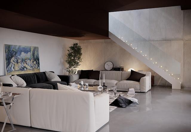 Desain Model Ruang Tamu Ala Klasik