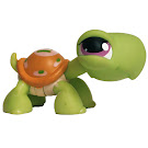 Littlest Pet Shop Pet Nooks Turtle (#350) Pet