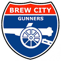 Brew City Gunners Logo