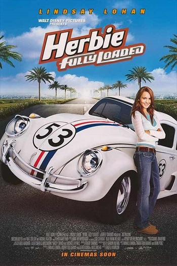 Herbie Fully Loaded 2005 Dual Audio Hindi Movie Download
