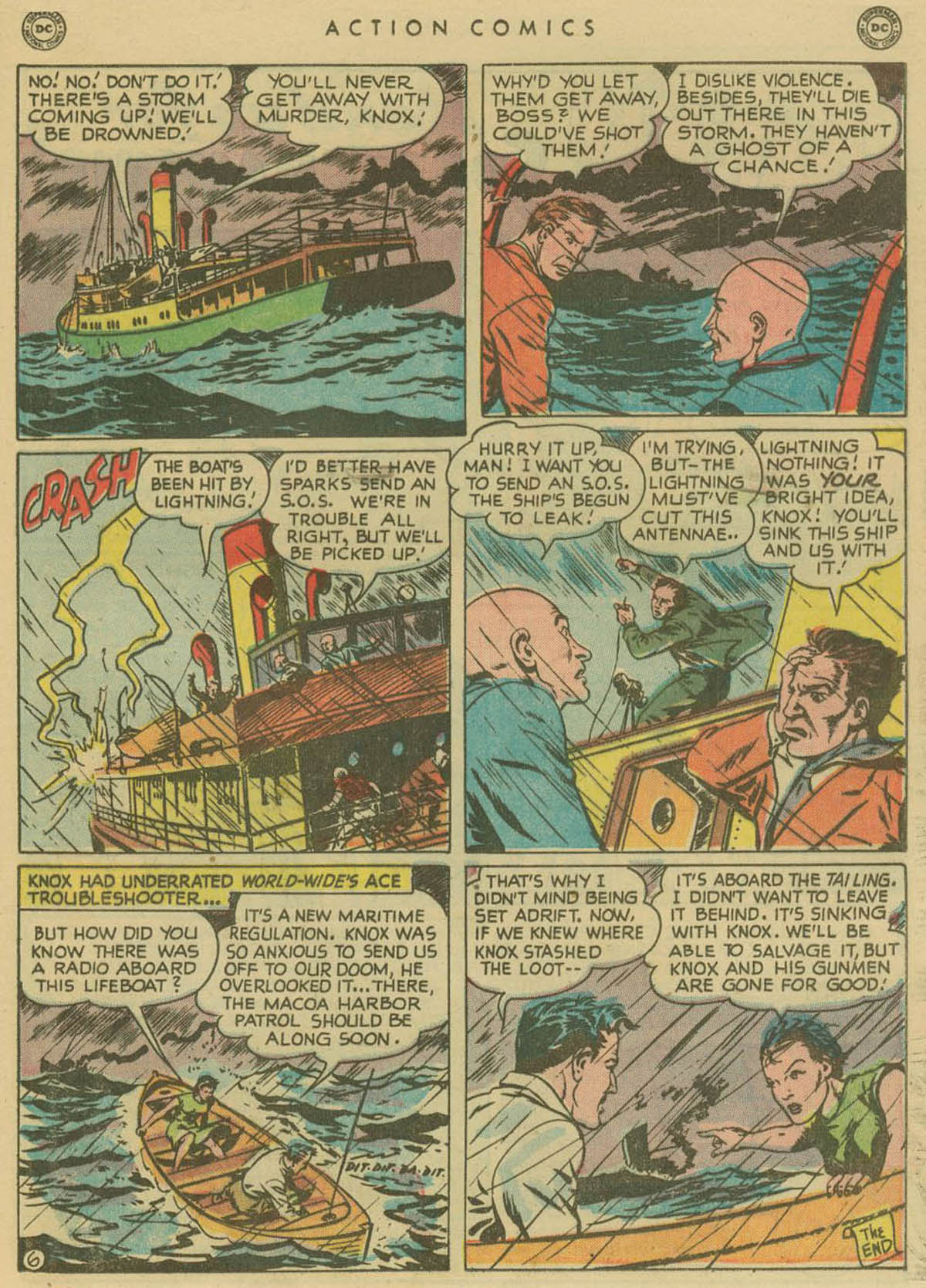 Read online Action Comics (1938) comic -  Issue #141 - 30