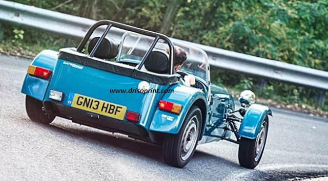 Review Caterham 7 In 2016