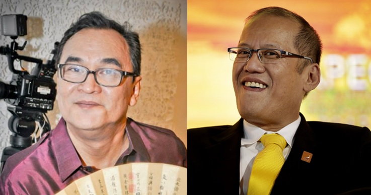 Aquino admin accused by comedian-director Manny Castañeda of receiving drug-money