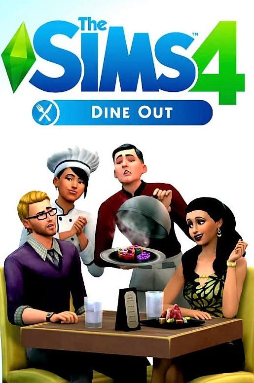 the sims 4 dine out for free