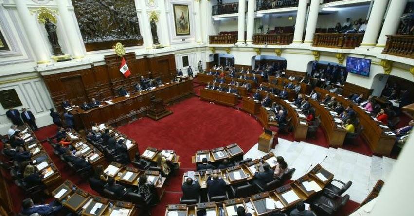 Congreso de la República debatirá hoy aumentar penas para violencia familiar y violación de menores
