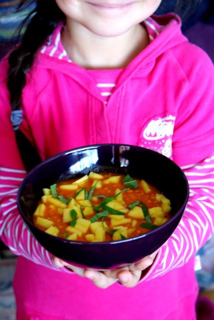 wrzodziejące zapalenie jelita grubego,WZJG,jaglany detoks,jaglany detoks kolejny krok marek zaremba,zupa krem z pomidorów i dyni,prosta zupa krem,zdrowa zupa,zupa dla dzieci,dietetyczna zupa,odchudzanie,