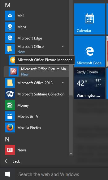 Office Picture Manager 2013 : office, picture, manager, Install, Microsoft, Office, Picture, Manager, 2013,