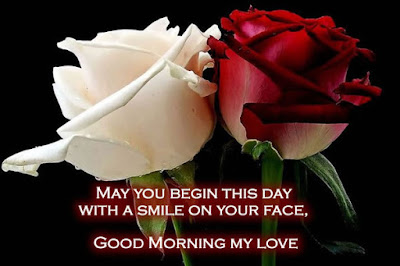 may you begin this day with a smile your face,