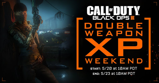 Black Ops 3 Double Weapon XP