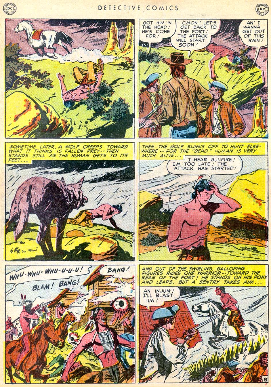 Detective Comics (1937) 165 Page 45