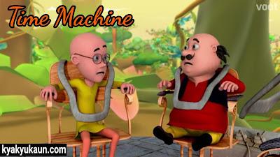 Motu Patlu Ki Jori Episode 8 Time Machine Motu Aur Patlu Ki Jodi