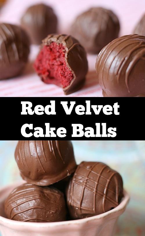 Red Velvet Cake Balls Recipe | Red Velvet recipe | cake balls recipe | dessert recipe #dessert #redvelvet #cakeballs #dessertrecipes