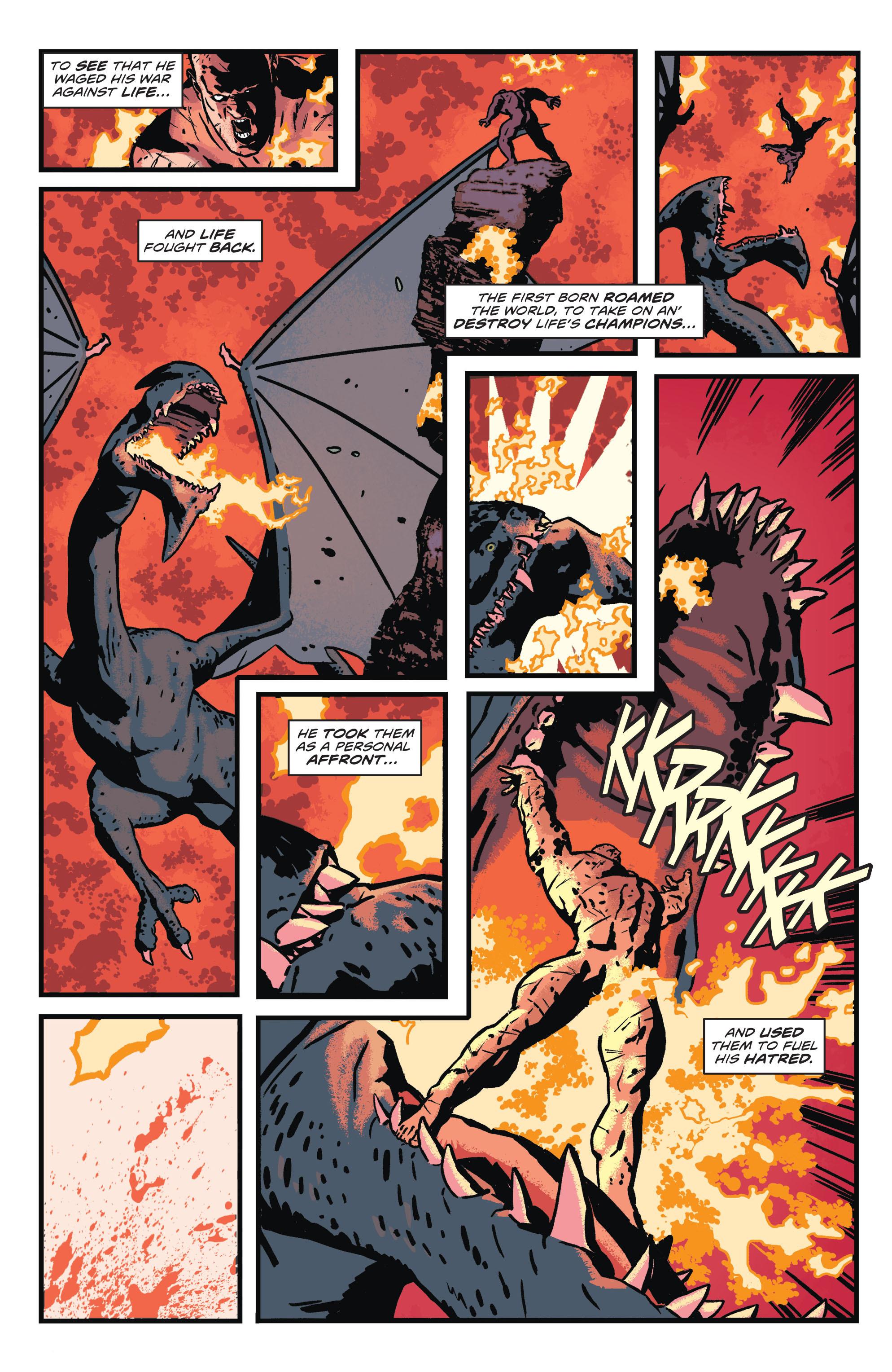 Read online Wonder Woman (2011) comic -  Issue #23.2 - 9