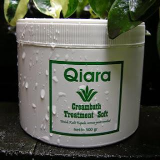 Qiara Hair Creambath