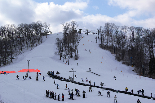 Ski Paradise: Peak Resorts Buys Alpine Valley Ski Area