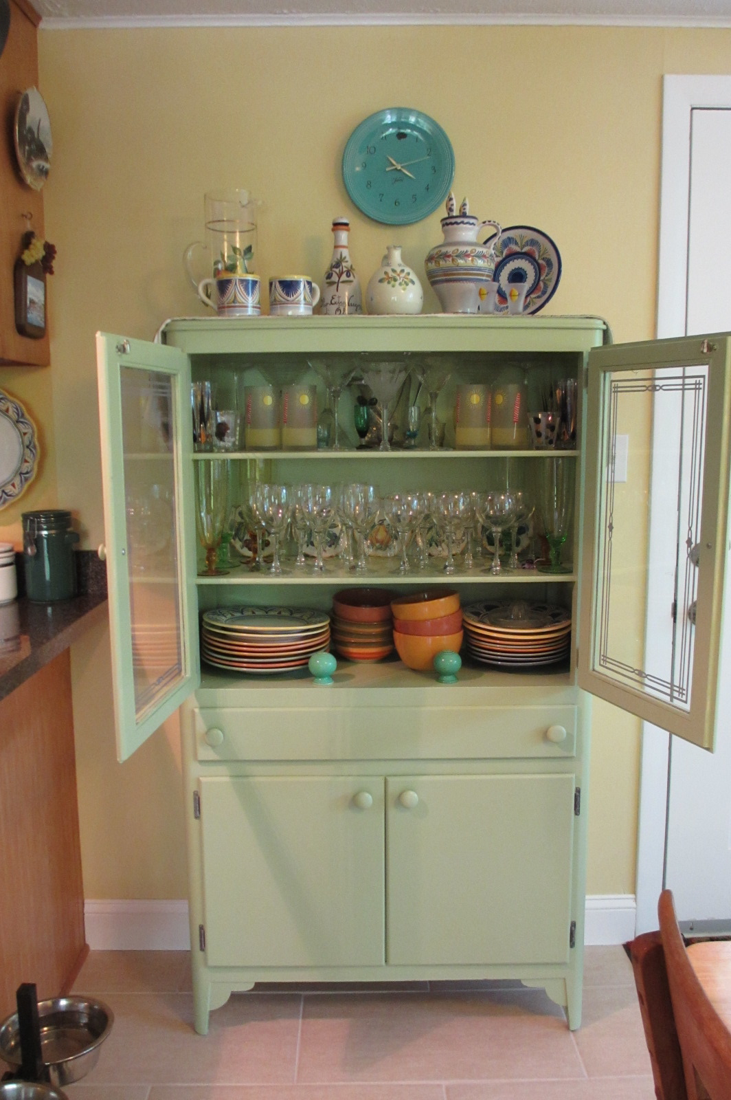 how to refinish kitchen cabinets without stripping equipment