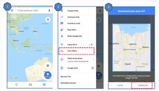 Mencari Titik koordinat Sekolah Secara Offline, https://matematika.guruindonesia.id