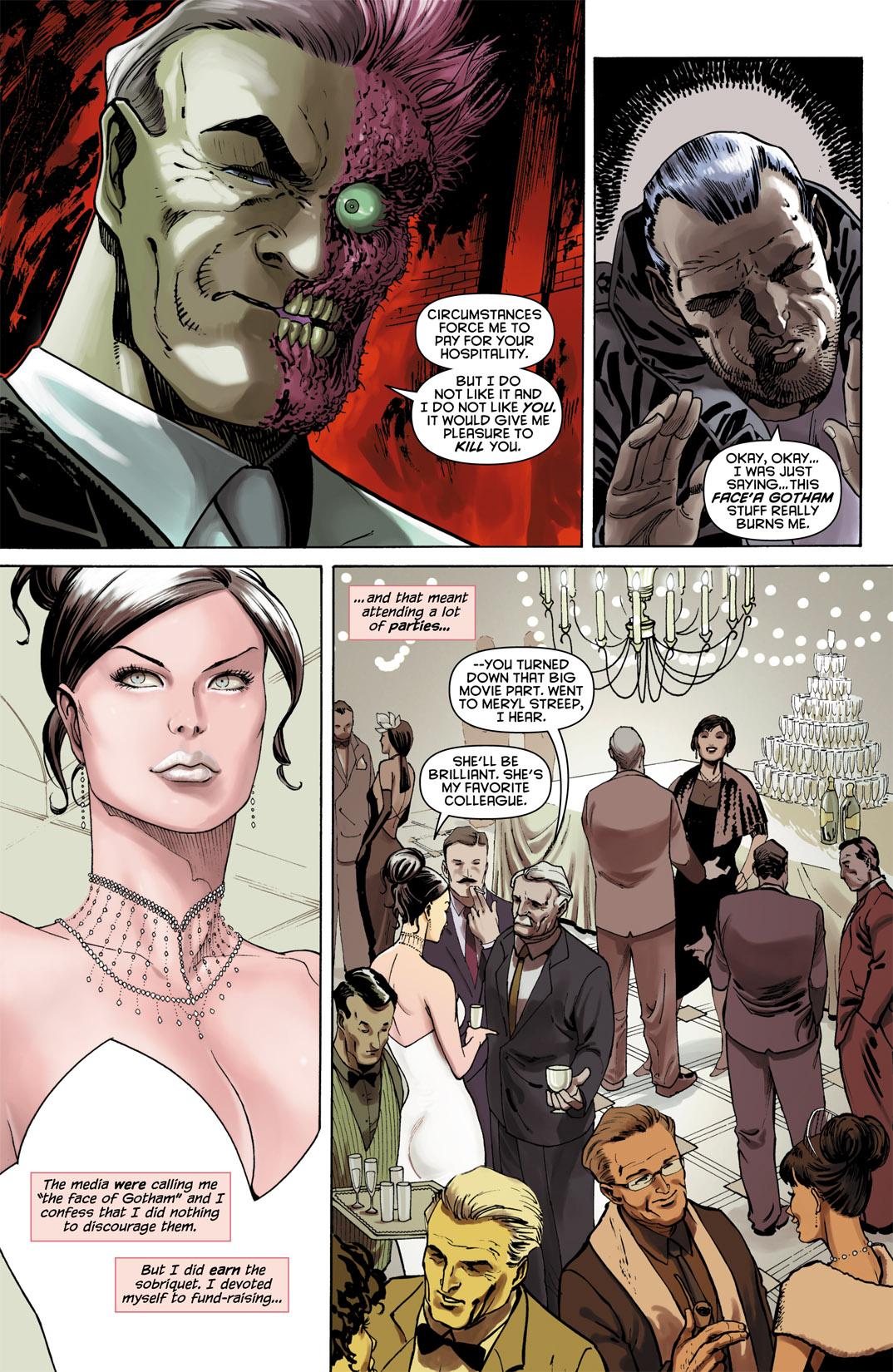 Detective Comics (1937) 851 Page 6