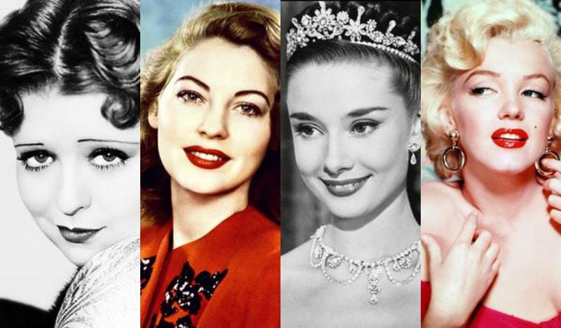 atrizes cinema antes e depois da fama