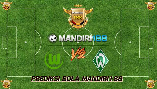 AGEN BOLA - Prediksi VfL Wolfsburg vs Werder Bremen 20 September 2017