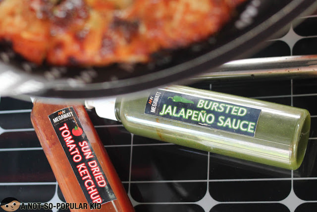Bursted Jalapeno Sauce
