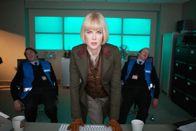 Paddington Nicole Kidman as Millicent
