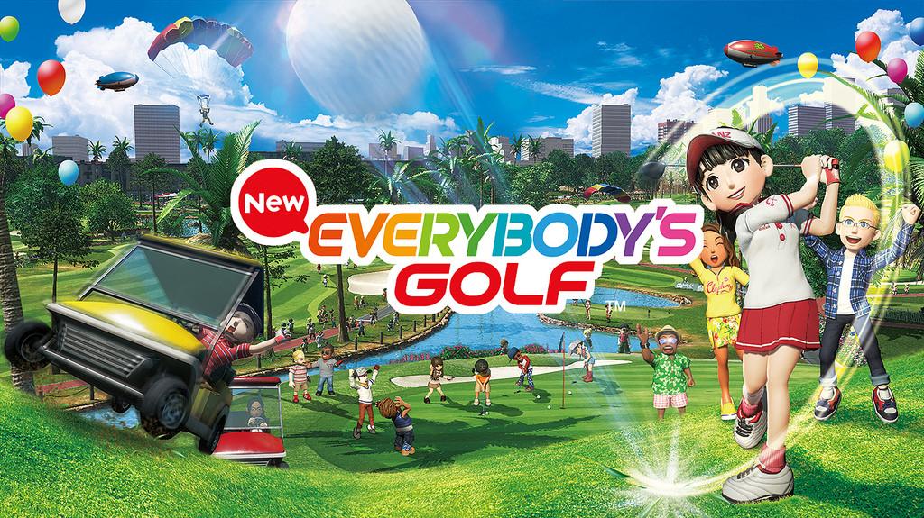 Everybody's Golf tendrá free to play para móviles