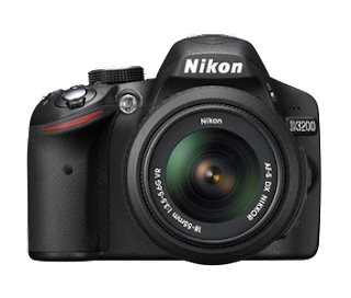 réflex D3200 de Nikon