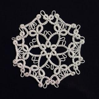 Samantha Melnychuk_Kaleidoscope Snowflake