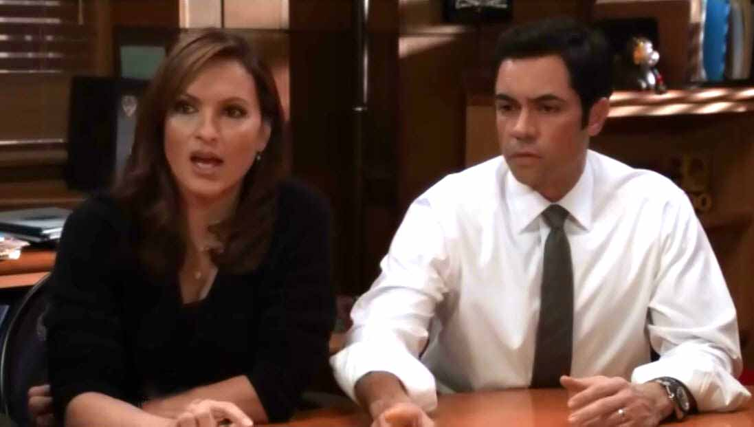 all things law and order law order svu theatre tricks recap