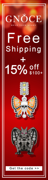 Gnoce Charms Big Sale