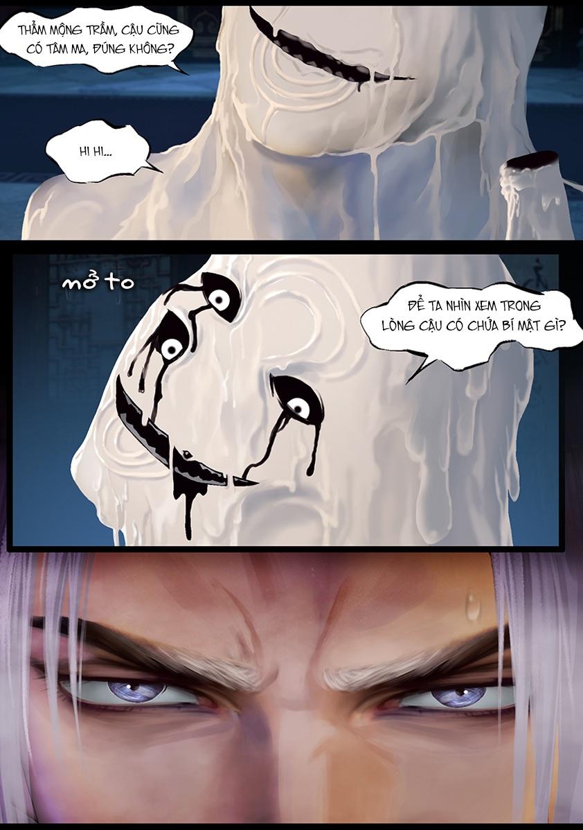 Thủ Mộ Bút Ký - Chapter 40: Huyết Họa 3 - Pic 5