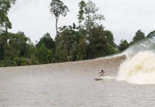 wisata sungai kampar