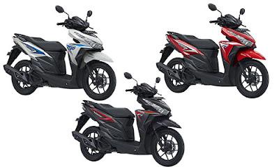 Daftar Harga Honda Vario Terbaru 2017 RESMI Indonesia