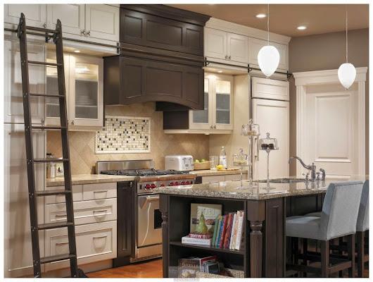 Beautiful Custom Glazed Kitchen Cabinets Awesome Gallery