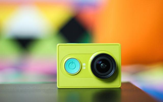 كاميرا رياضية بسعر 62 دولار من شاومي