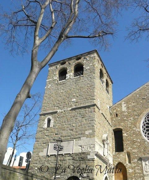 Trieste Cattedrale di San Giusto