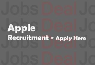 Apple Recruitment 2017