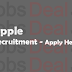 Apple Recruitment 2017 in India – Apple is Hiring Fresher/Experienced
