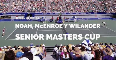 Noah, McEnroe y Wilander estarán en Marbella