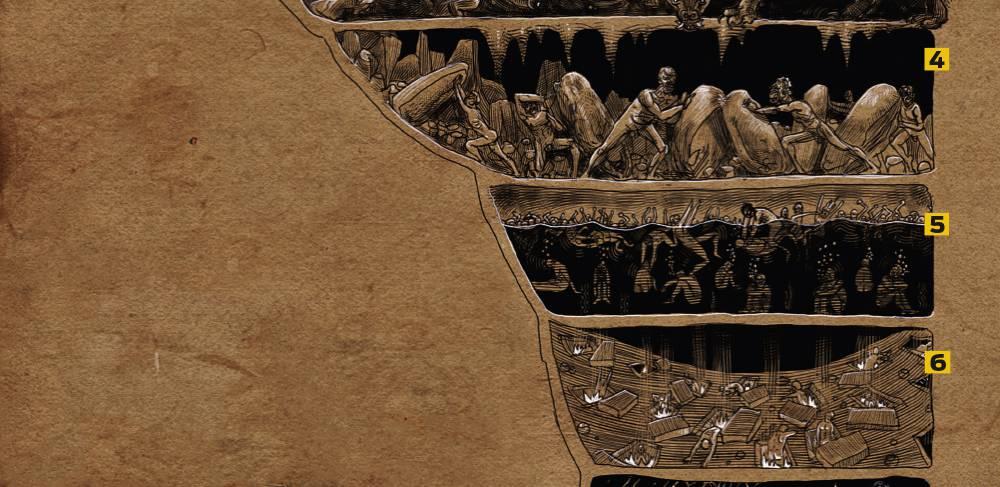 C4 Mapa Na Neve E Modo Noturno: Como é O Mapa Do Inferno?
