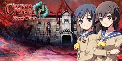 Download Game Android Gratis Corpse Party: Blood Drive apk + obb