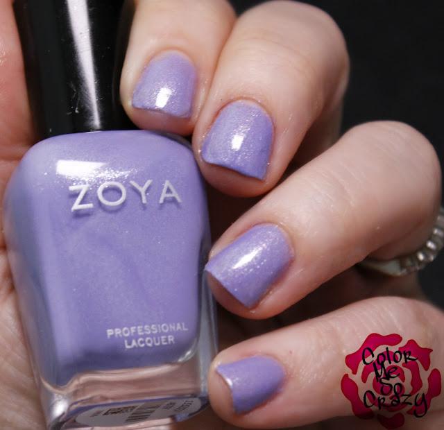 zoya, petals, spring 2016 collection, petals collection, spring nail polish, aster