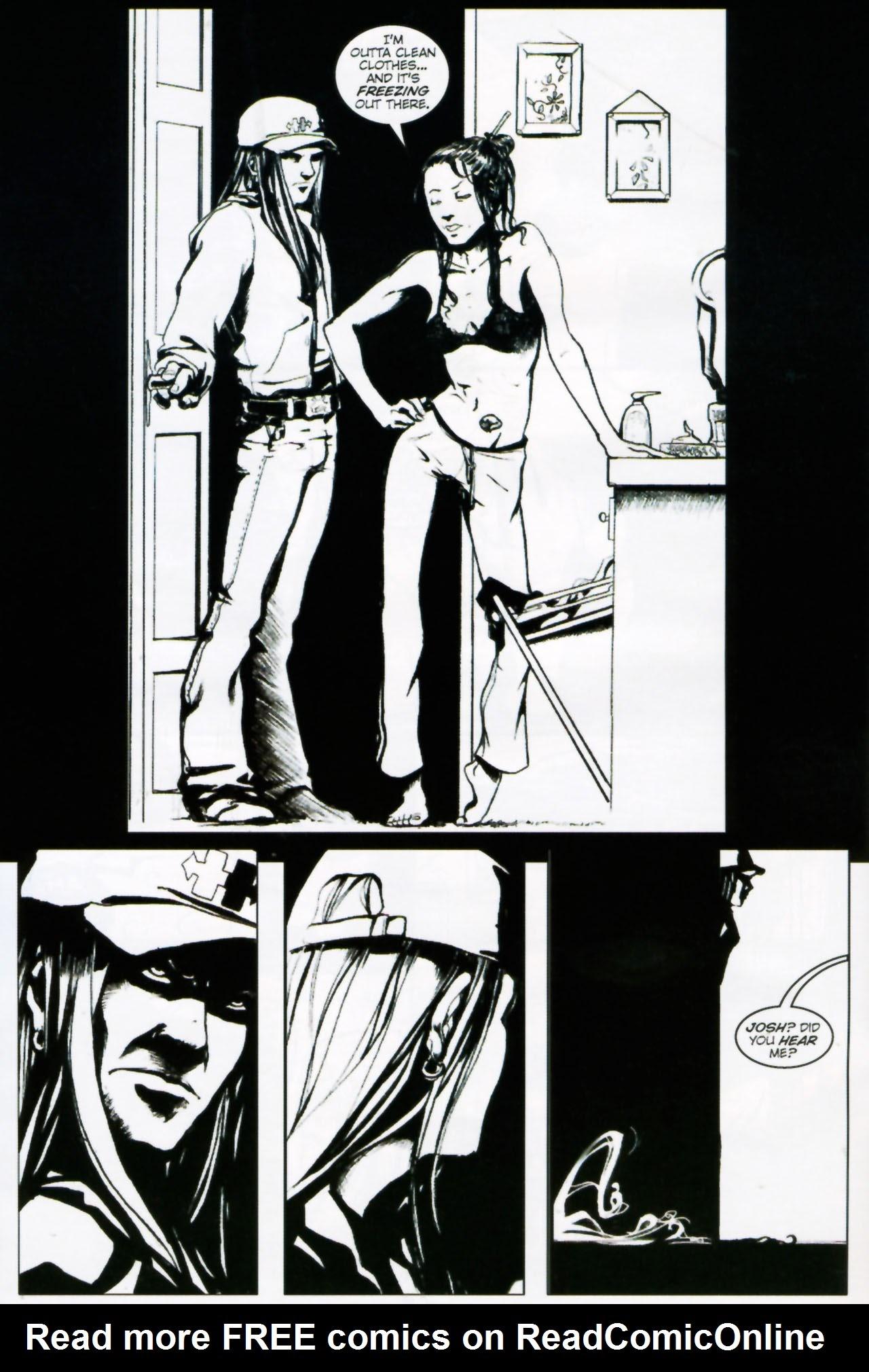 In Her Darkest Hour Full Page 19