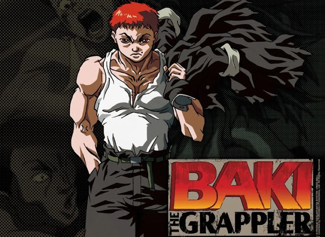 Baki The Grappler Episode 1-48 Subtitle Indonesia Batch