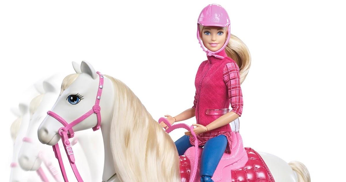 Potins Enfantins: Hotte Barbie