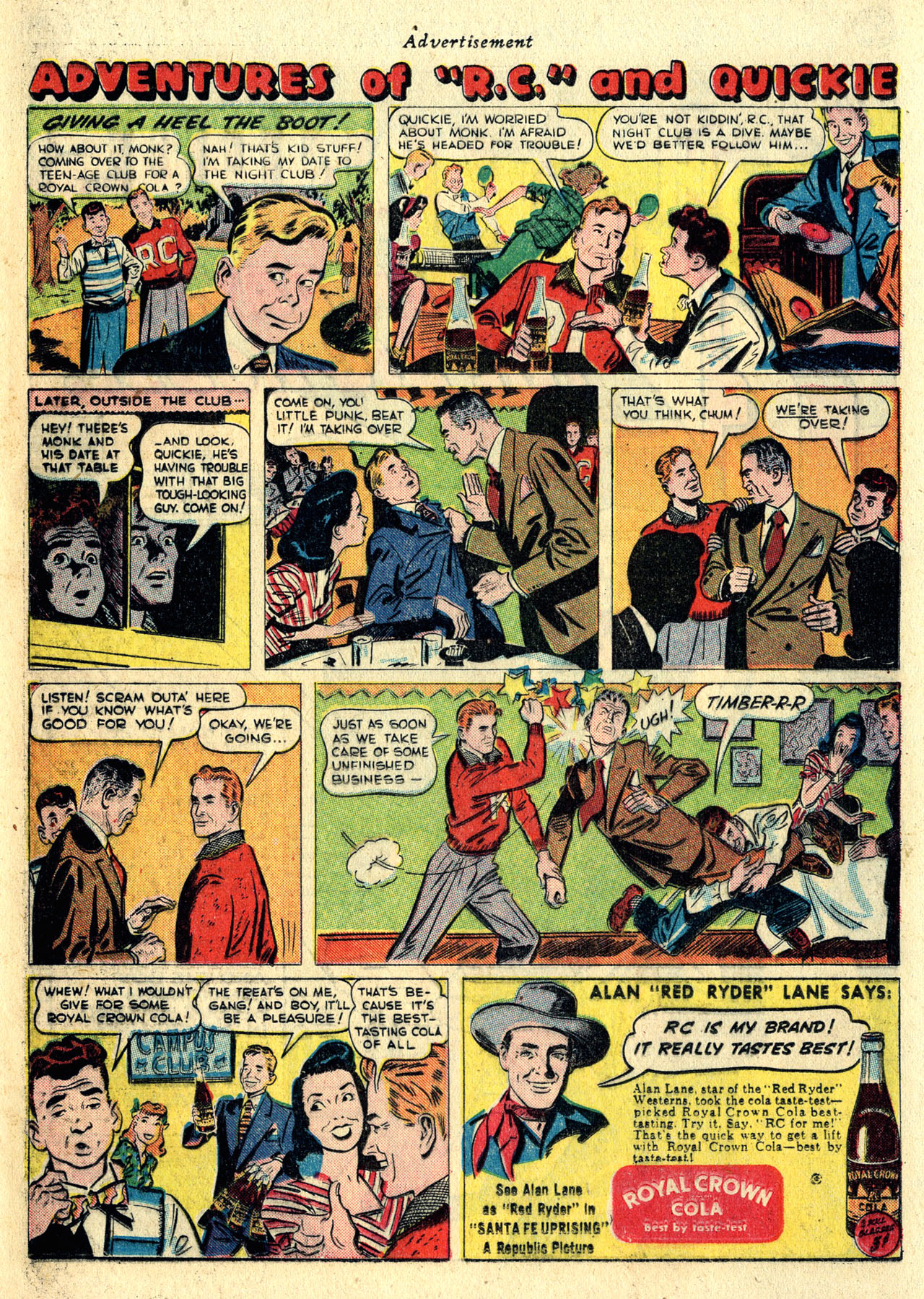 Read online Detective Comics (1937) comic -  Issue #116 - 37