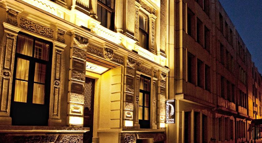 فندق مينياتشور اسطنبول