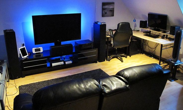 Ps4 Gaming Room Setup Ideas Setup Idea